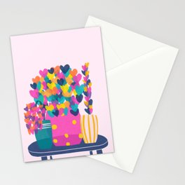 La tortue Stationery Cards