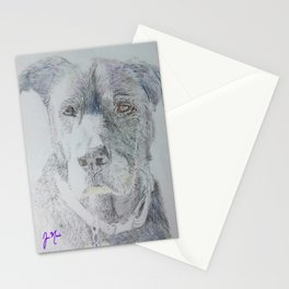 Roman the Dog Stationery Cards