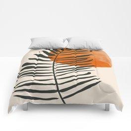 Minimal Art /Plant Comforters