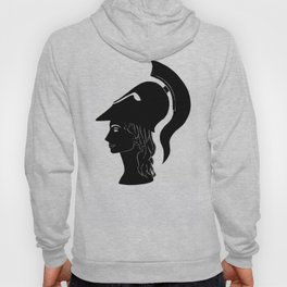 Goddess of wisdom and war Hoody