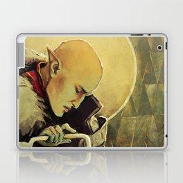 Aquarius Solas Fen'Harel card Laptop & iPad Skin