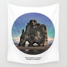 009: Hvítserkur, Iceland Wall Tapestry