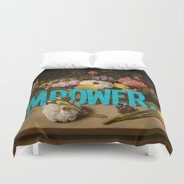 Empower. Duvet Cover