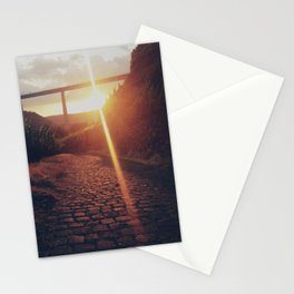 Sunset Bridge Stationery Cards