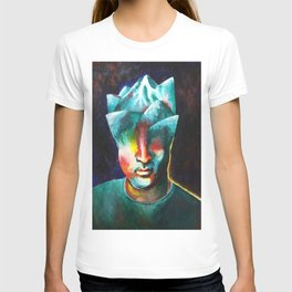 Mountains On My Mind T-shirt