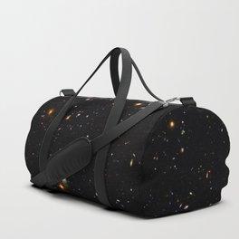 Beautiful Universe Ultraviolet Deepfield Galaxy Universe Star Map Duffle Bag