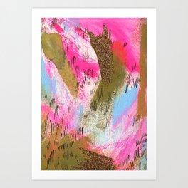 agonizing reappraisal Art Print