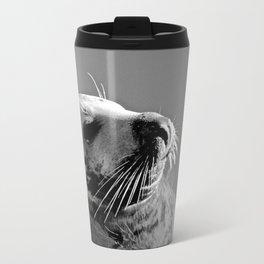 Howth Harbour Seal Travel Mug