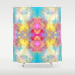 Notting Hill Carnival Print Shower Curtain