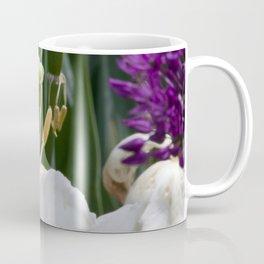 Old Iris Coffee Mug