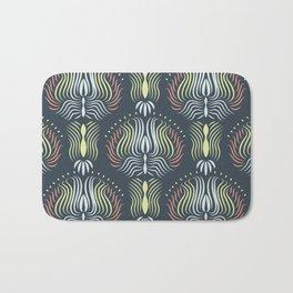 Curvy Grass Bath Mat