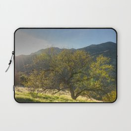 Sun and Tree Laptop Sleeve