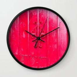 Chinatown Chicago #4 Wall Clock