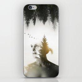 Soul of Nature iPhone Skin