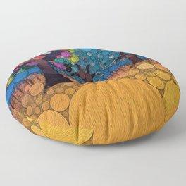 :: Jewel Tree :: Floor Pillow