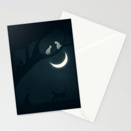 How socialisation and good experiences affect our happiness Stationery Cards
