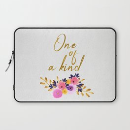 One of a kind - Flower Collection Laptop Sleeve