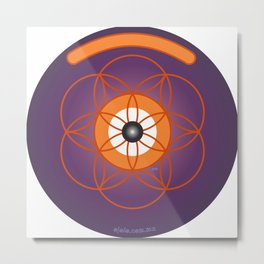 ilumin.eye.tion Metal Print