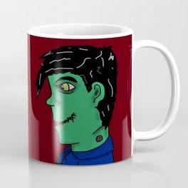Young Franken Monster Coffee Mug