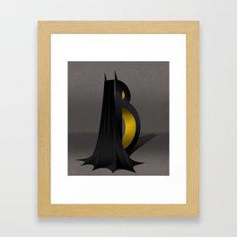 Superbet 'B' Framed Art Print