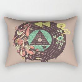 Subliminal Rectangular Pillow