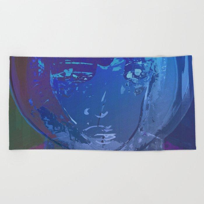 Equinox-Es Beach Towel
