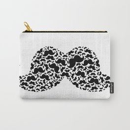 Mustacheception Carry-All Pouch