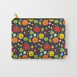 Fruticas pattern Carry-All Pouch