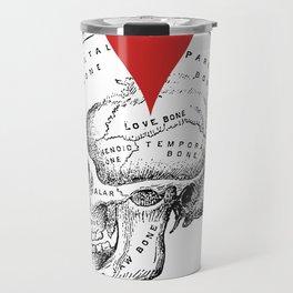 X Marks the Spot Travel Mug