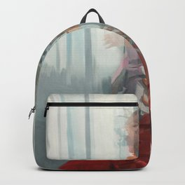 Holy Family (Red Riding Hood) Backpack