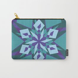 Crazy Mandala Carry-All Pouch