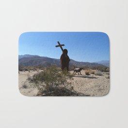 Desert Saint (California)--2013 Bath Mat