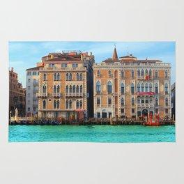 Ca' Giustinian and Palazzo Bauer Rug