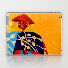 japanese men in traditional clothes Laptop & iPad Skin