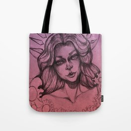 Love Affair with Liberty Tote Bag