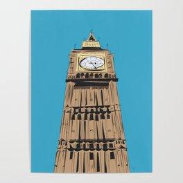 London Big Ben Poster
