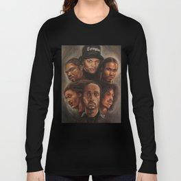 Bone Thugs-N-Harmony Oil Painting Long Sleeve T-shirt