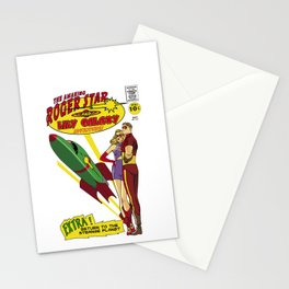 Roger & Lily adventures Stationery Cards