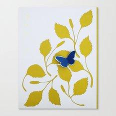 Butter'land' Canvas Print