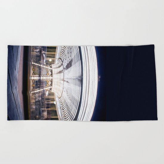 Whirligig Beach Towel