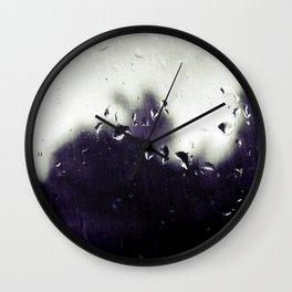 Pearls of Wisdom Wall Clock