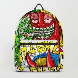 Highboy Extracts logo Backpack
