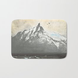 Sea.Mountains.Light. ii. Bath Mat
