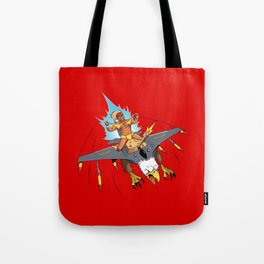 Male Pattern Badness Tote Bag