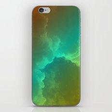 Bright Clouds iPhone & iPod Skin