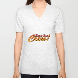 Supa Hot Crew - League Of Legends Unisex V-Neck
