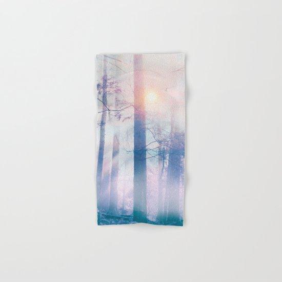 Pastel vibes 14 Hand & Bath Towel