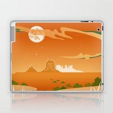 Monument Moon Laptop & iPad Skin