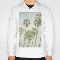 palm trees Hoodies featuring Palm Trees by Pure Nature Photos