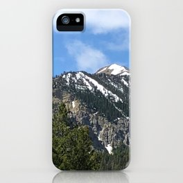 Bob Marshall Wilderness 1 iPhone Case